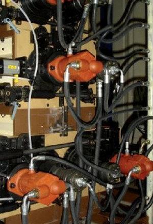 Hydraulic cylinder grinder type Y 1