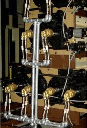 Hydraulic cylinder grinder type Y 2