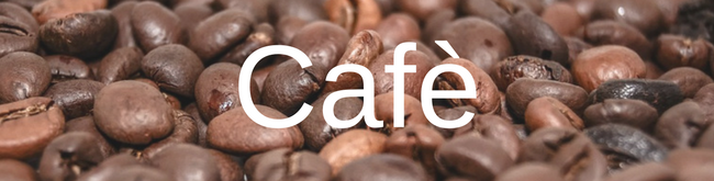Coffee products and services